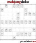 mahjongdoku character