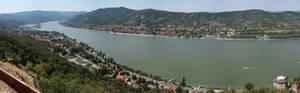 Duna from Visegrad