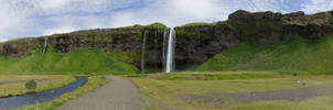 Seljalandsfoss II