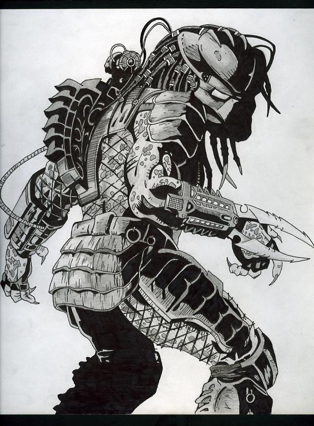 Similiar Predator Hunter Clip Art Keywords