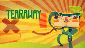 Tearaway PS VITA wallpaper