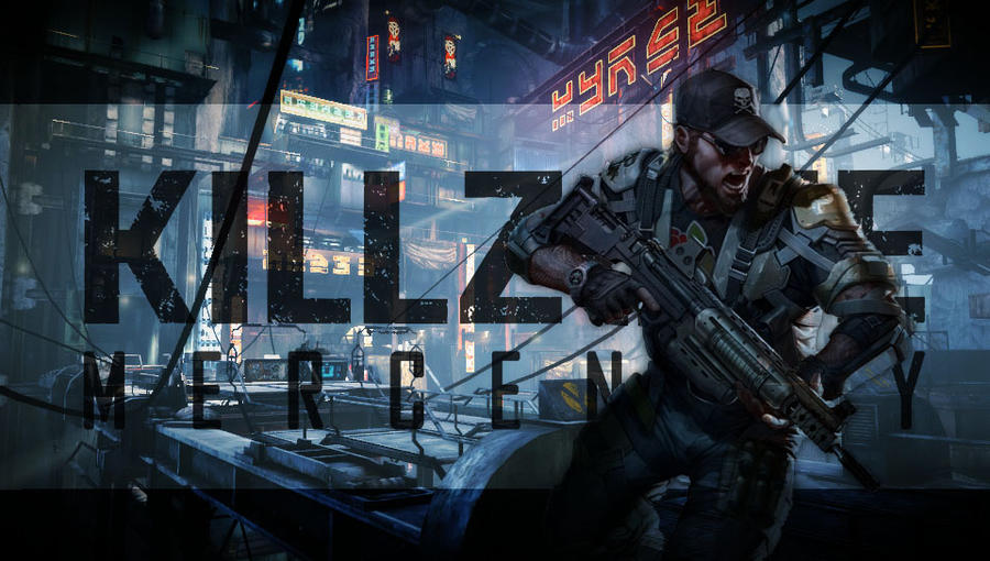 killzone mercenary ps vita wallpaper by gynga on deviantart