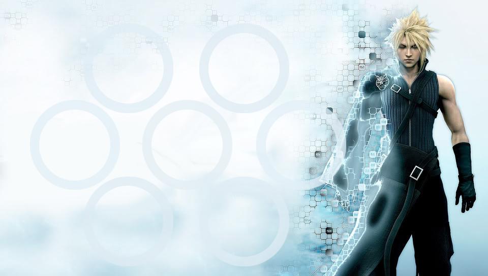 FFVII Cloud PS VITA Wallpaper By GYNGA On DeviantArt