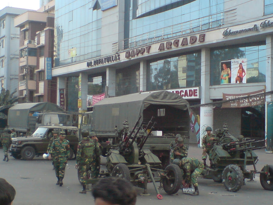 Bd Army by black-bd