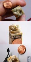 Miniature Art: Cat