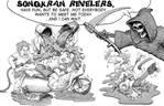 songkran revelers