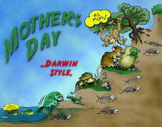 Mother's Day, Darwin Style by sethness