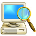 Search + Inspect icon