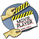 Movie Clapboard ACTION icon by sethness