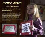 Escher Sketch