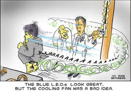NSFW: cooling fan Frankenstein by sethness