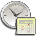 icon: schedule by sethness