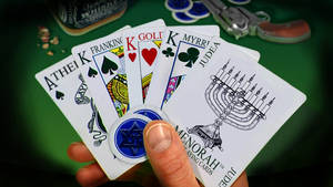 Game of chance, skill or bluff