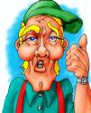 Avatar Goober Redneck thumbsup by sethness