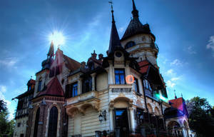 Magic castle by LuCfreeAs