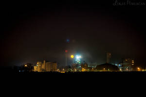 Industrial Moon 2 by LuCfreeAs