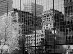 Reflections of Montreal by Cheryl-P