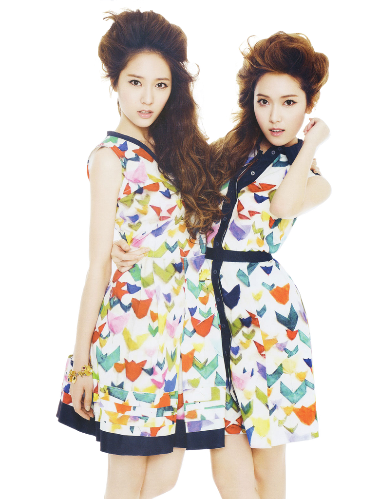 {PNG/Render #71} Jung Sister (Fx and SNSD) by larry1042001