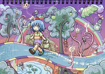 My Colourful World by arashi-yukawa