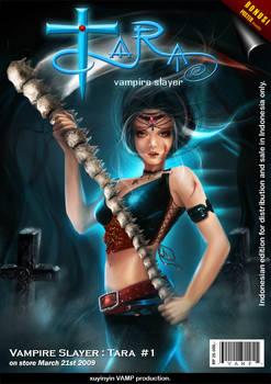 COVER : Tara - Vampire Slayer