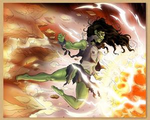 Hulk Woman