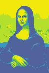 monalisa pixelz by kevinvanderven