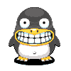 penguin collab by kevinvanderven