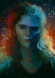 Hel by ArtemisMorgan