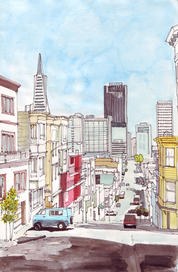 Fresno st san francisco by edgeman13 on deviantart for Buy art san francisco