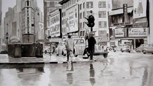 New York, 1940s