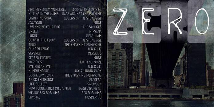 Zero CD Sleeve