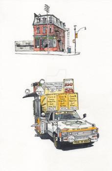 Toronto Sketch