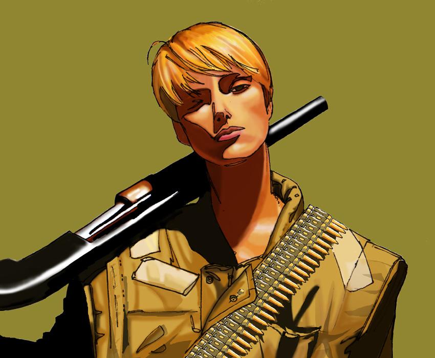 Domino Keira Knightley By Edgeman13 On Deviantart