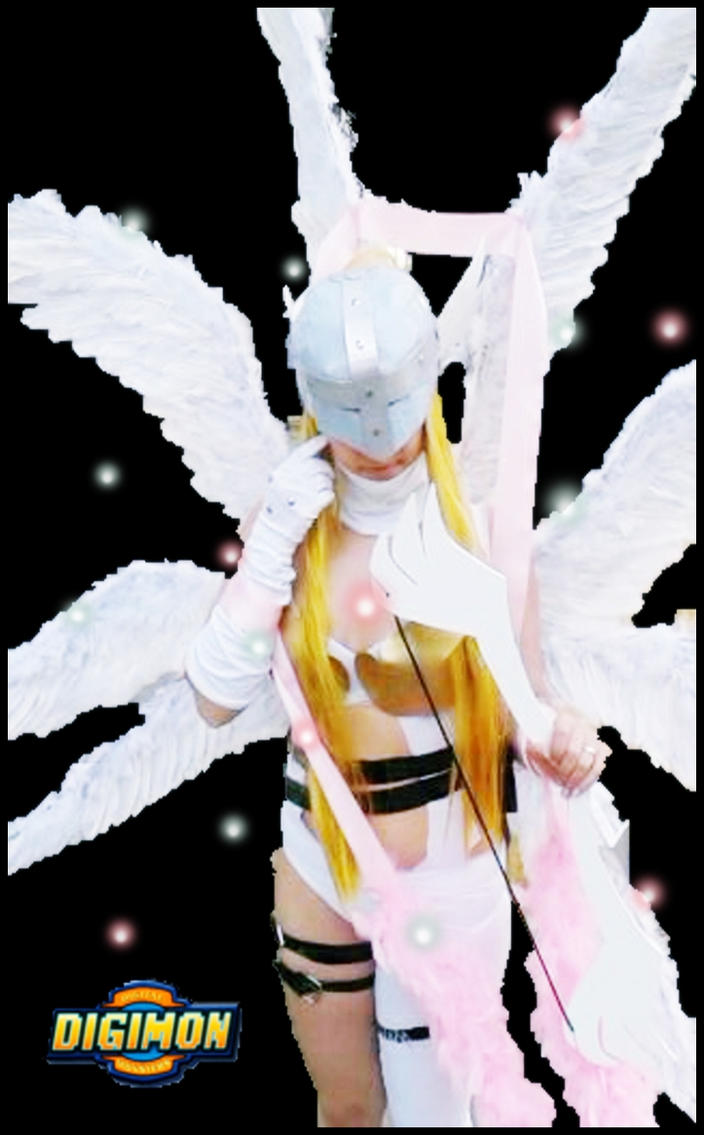 angewomon cosplay by leydacosplay on deviantart
