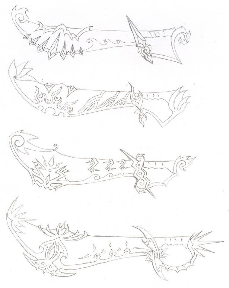 element-sabres by dohrac