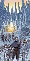 Snow Elves Seduction