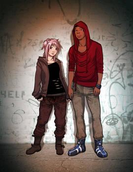 Suki + Philemon