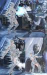 Captain Cold Ends DC Heroines 04 - Cat Woman