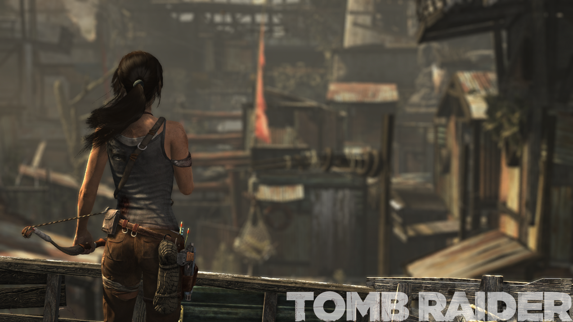 Tomb raider 2013 topless cheat exposed toons