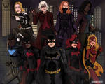 Arrowverse's Batfamily