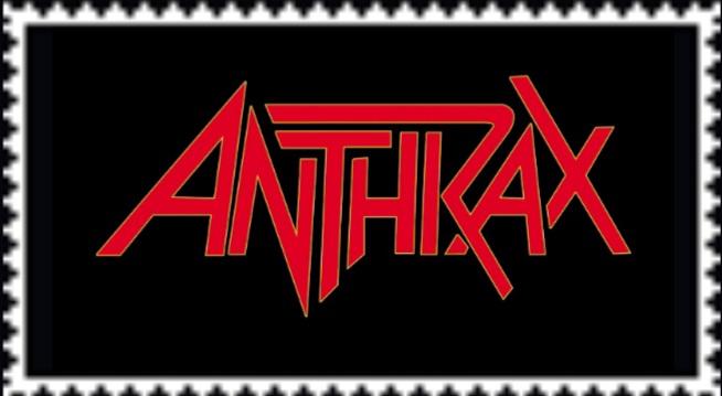 Anthrax Stamp