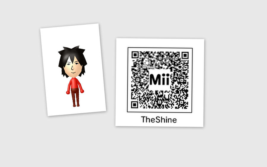Qr code 3ds 3ds mii qr code theshine by
