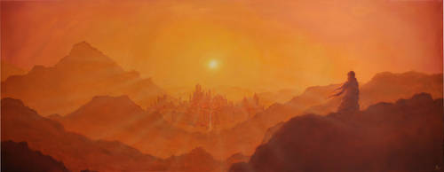 Desert City by Friedemann-Reim