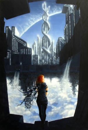 Sky-City by Friedemann-Reim