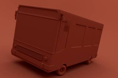 Bus by danieldepaiva