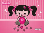 Kawaii Staria Little Girl