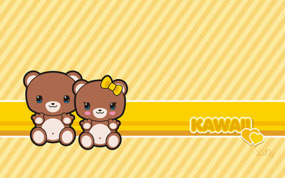 Kawaii Bears 2