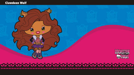 Monster High Kawaii Clawdeen Wolf 2