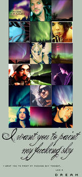 Paint My Sky x-collage-x