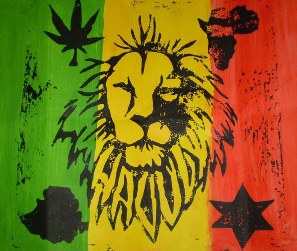 lion of judah by mr-happy-cat